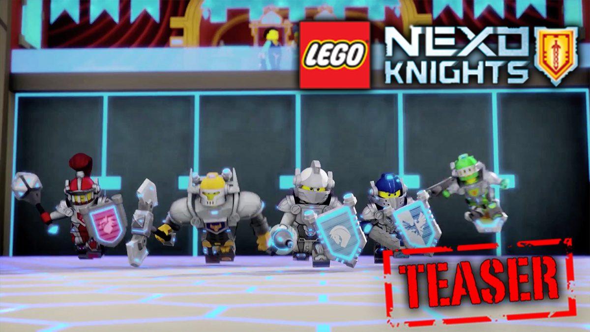 Lego Nexo Knight มหัศจรรย์อัศวินเลโก้ S1
