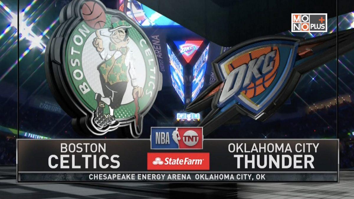[Highlight] Boston Celtics VS Oklahoma City Thunder