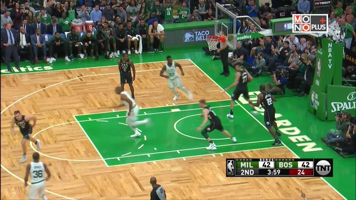 [Highlight] Milwaukee Bucks VS Boston Celtics