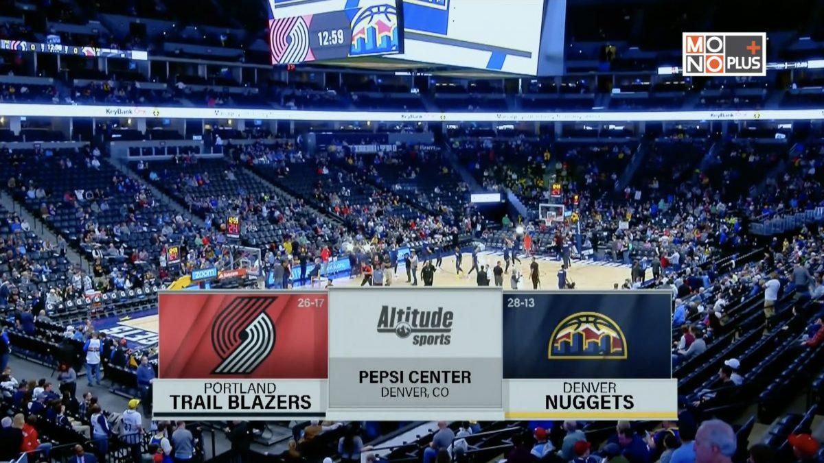 [Highlight] Portland  vs Denver Nuggets