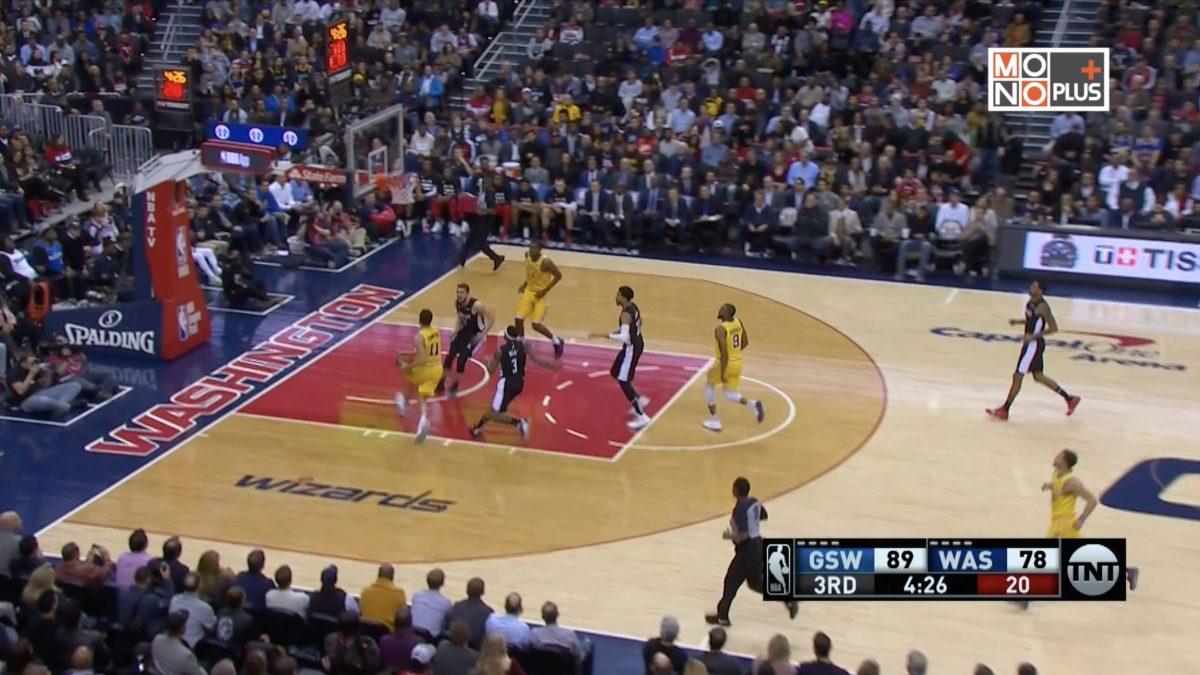 [Highlight] Golden State Warriors VS Washington Wizards