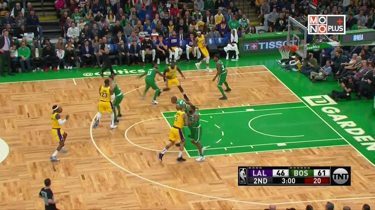 [Highlight] Los Angeles Lakers vs Boston Celtics
