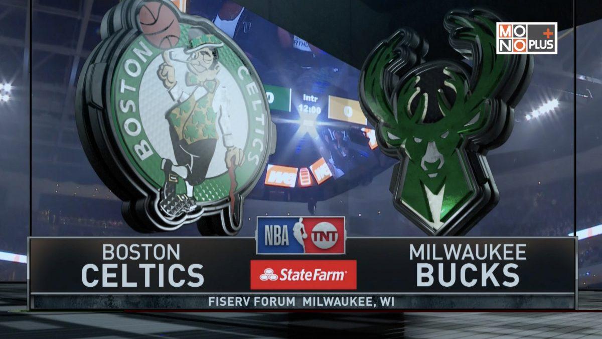 [Highlight] Boston Celtics VS. Milwaukee Bucks