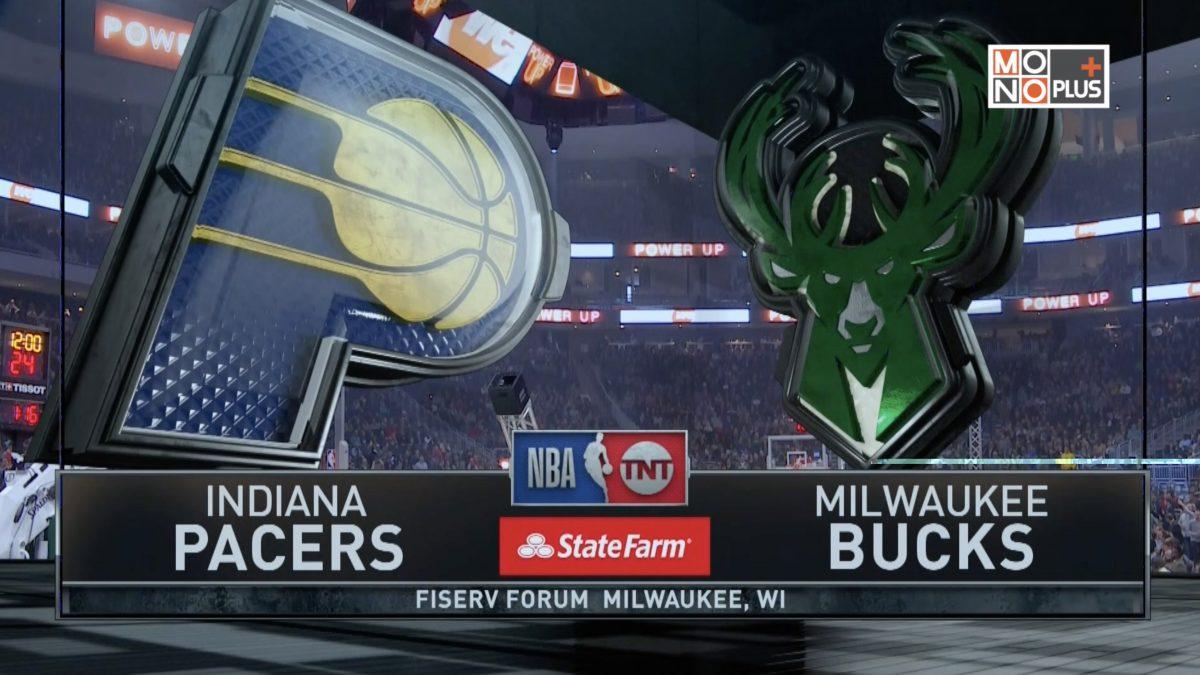 [Highlight] Indiana Pacers VS. Milwaukee Bucks