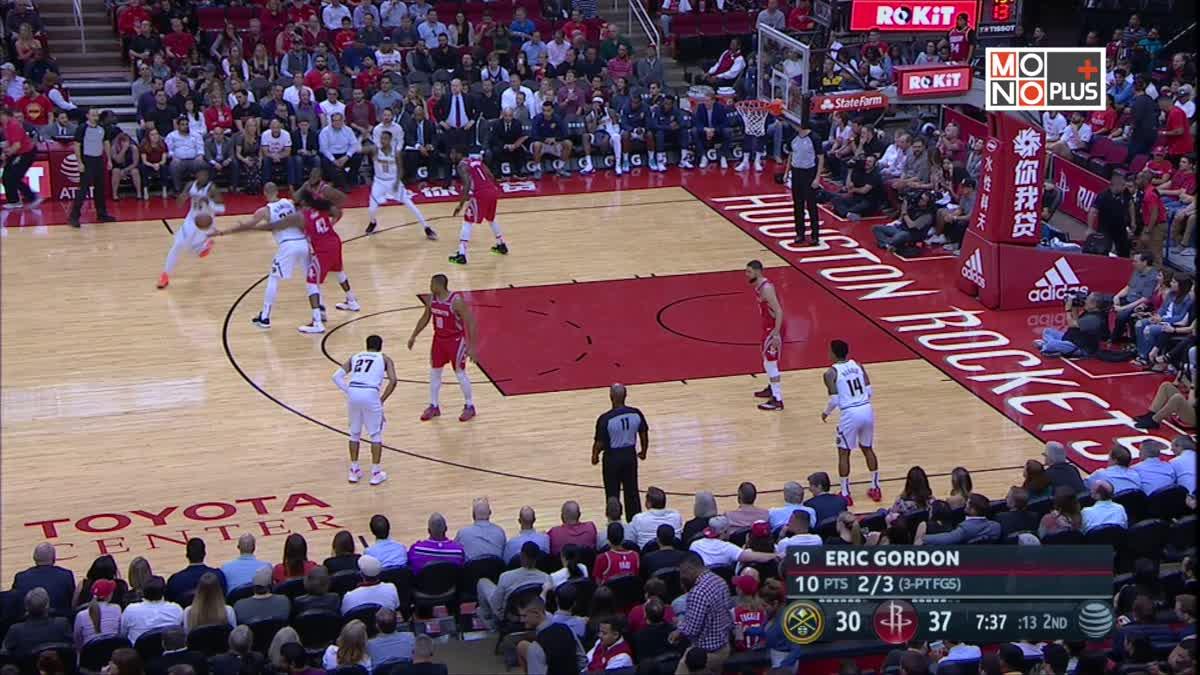 [Highlight] Denver Nuggets VS. Houston Rockets
