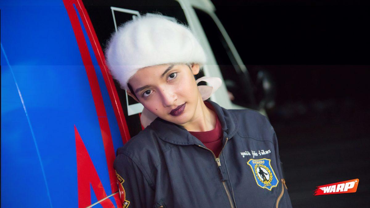 ตามติด!!น้องพลอยนักร้องสายประกวด กับอีกบทบาทของเธอคือการเป็นอาสากู้ภัย