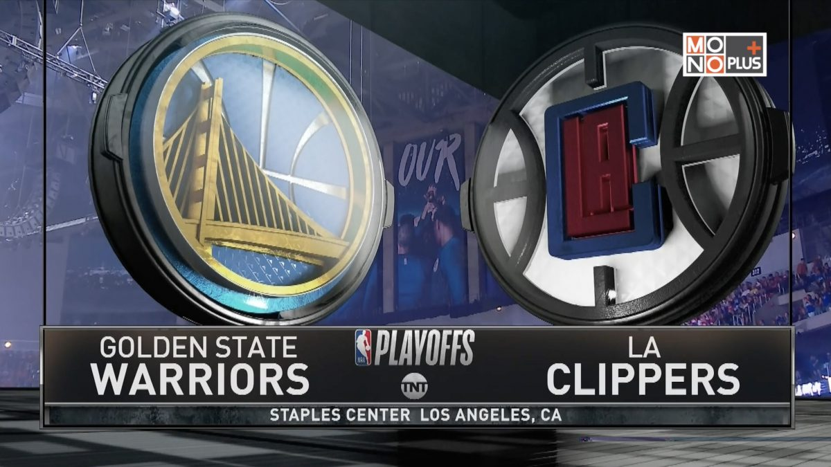 [Highlight] Golden State Warriors VS. Los Angeles clippers
