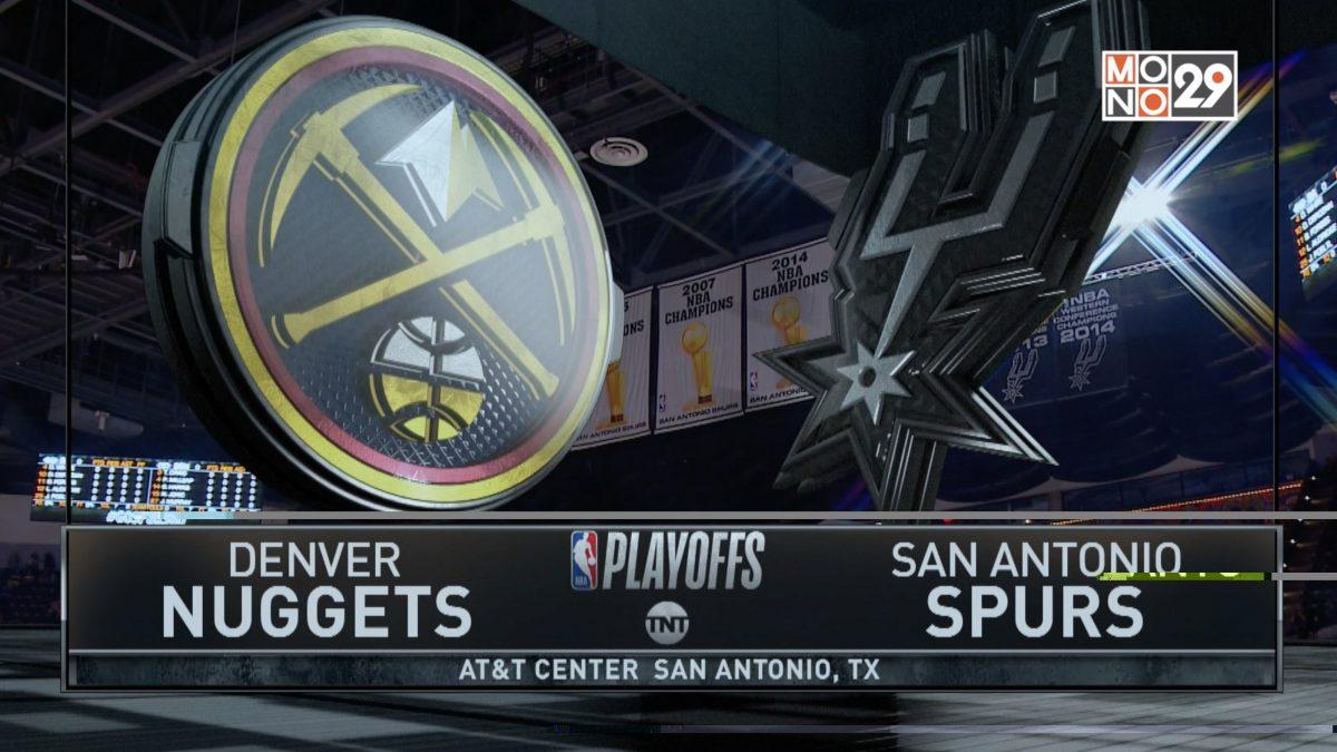 [Highlight] Denver Nuggets VS. San Antonio Spurs