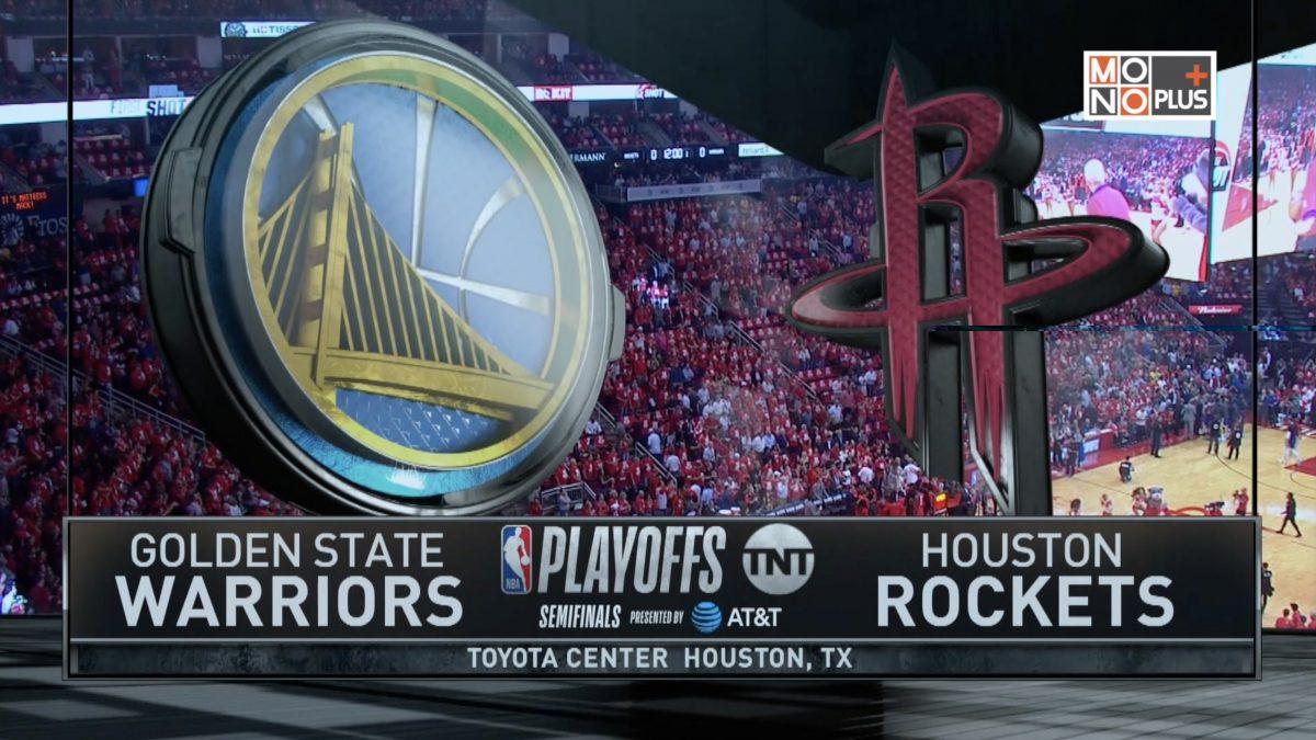 [Highlight] Golden State Warriors VS. Houston Rockets